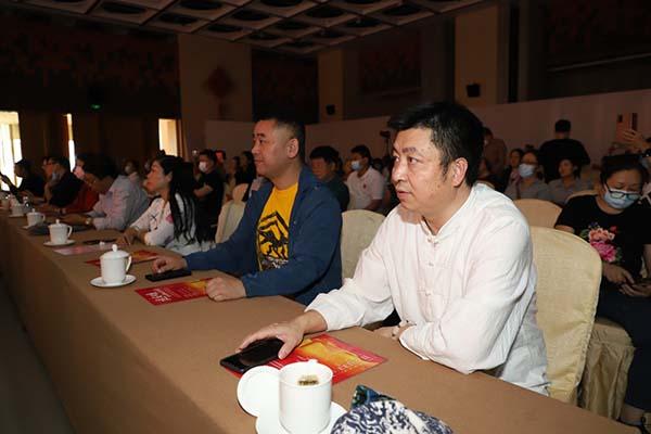 《延安颂》朗诵音乐会在京成功举办(图3)